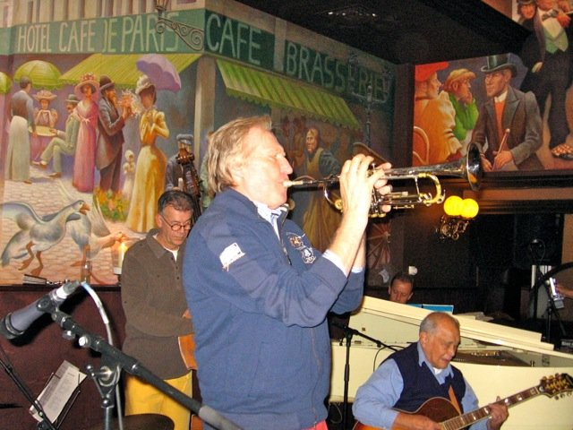 35 jaar The Forest Jazz band